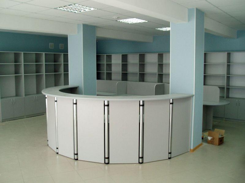 Фабрика КОНТРАСТ-М Торговая мебель от - Санкт